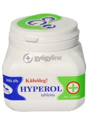 visszér kezelése hidrogén-peroxid tömörítéssel