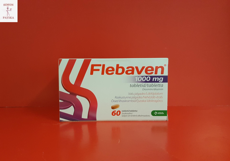 Venotec mg tabletta 60x | BENU Online Gyógyszertár