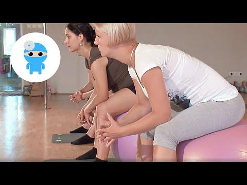 video gyakorlatok a visszerek a lábakon