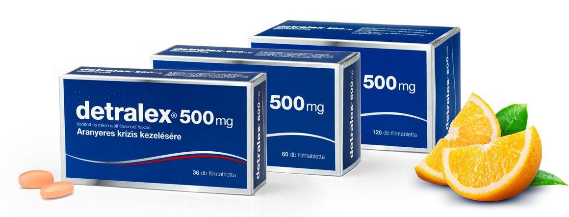Gyógyszerek visszérre - recept nélkül - Patika Magazin Online
