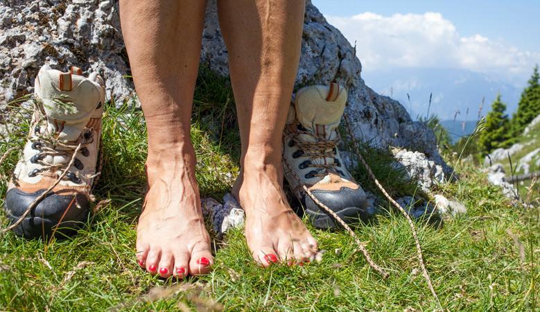 hogyan lehet megtudni, hogy vannak-e visszeres lábak