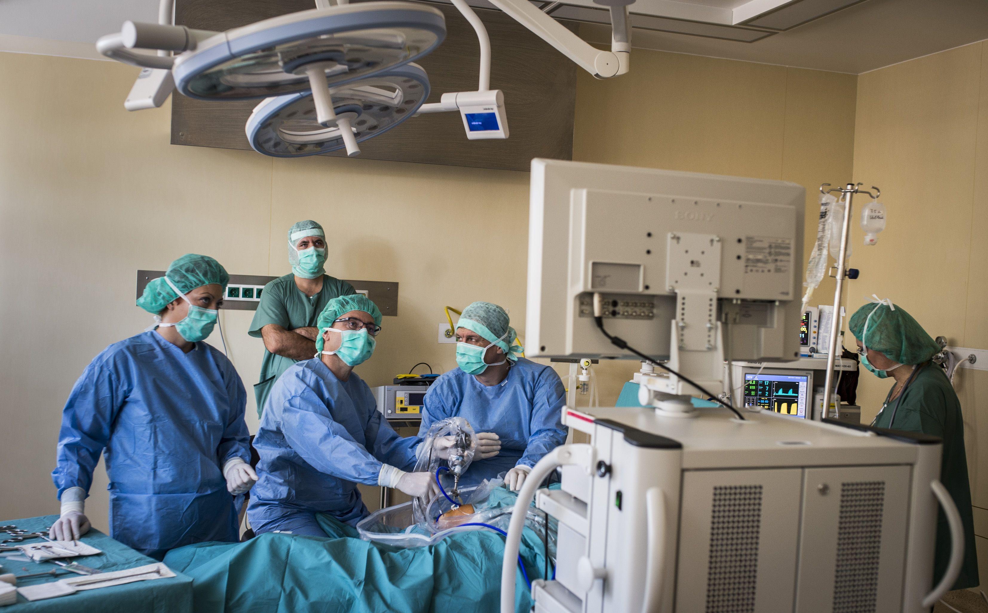 visszér regionális kórház