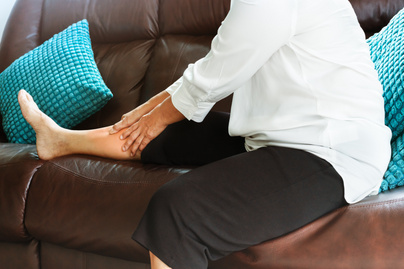 láb amputáció visszérrel a felső végtagok visszér tünetei