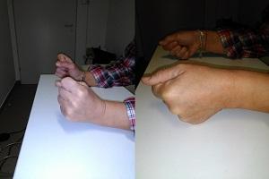 gyakorlatok visszér kézről kézre