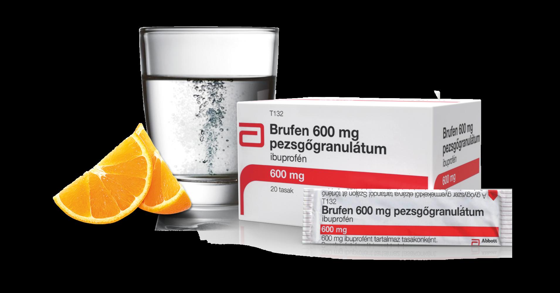 ibuprofen és visszér