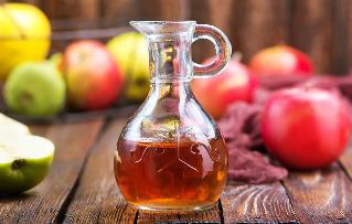 az almaecet visszeres előnyeiről